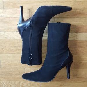 Authentic DONALD J PLINER Black boots